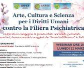 Video Presentazione Arte, Cultura e Scienza per i Diritti Umani contro la Filiera Psichiatrica
