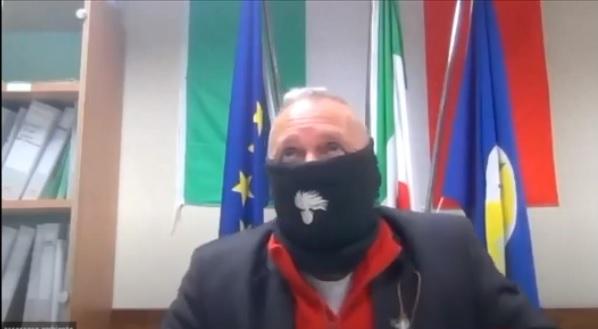 Video Col. Sergio De Caprio – il Capitano Ultimo – Arte, Cultura e Scienza per i Diritti Umani contro la Filiera Psichiatrica