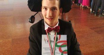 Eugenio Migliaccio - Ballerino, Campione Italiano di Danza paralimpica