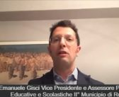 Video Emanuele Gisci, Ass.re Pol. Educative II° Municipio – Arte, Cultura e Scienza per i Diritti Umani contro la Filiera Psichiatrica