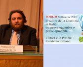 Francesco Morcavallo – Accertamento tecnico e attività di giudizio: il confine violato
