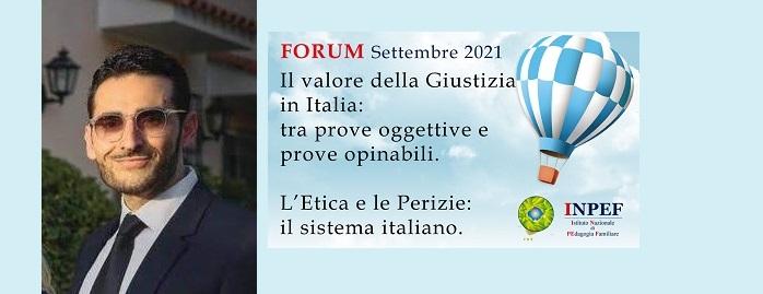 Prof. Giuseppe Palmieri: «Gli Studi forensi al servizio dei Diritti Umani»